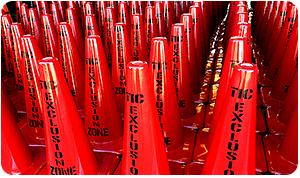 Direct Safety Sells Custom Traffic Cones