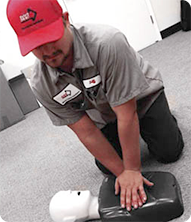 Direct Safety CPR Training