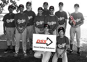 Direct Safety NOR Baseball Team